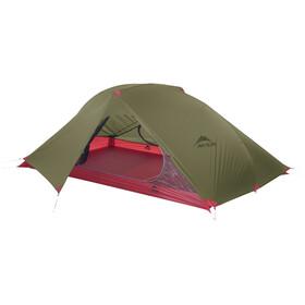 MSR Carbon Reflex 2 V4 Tent Green
